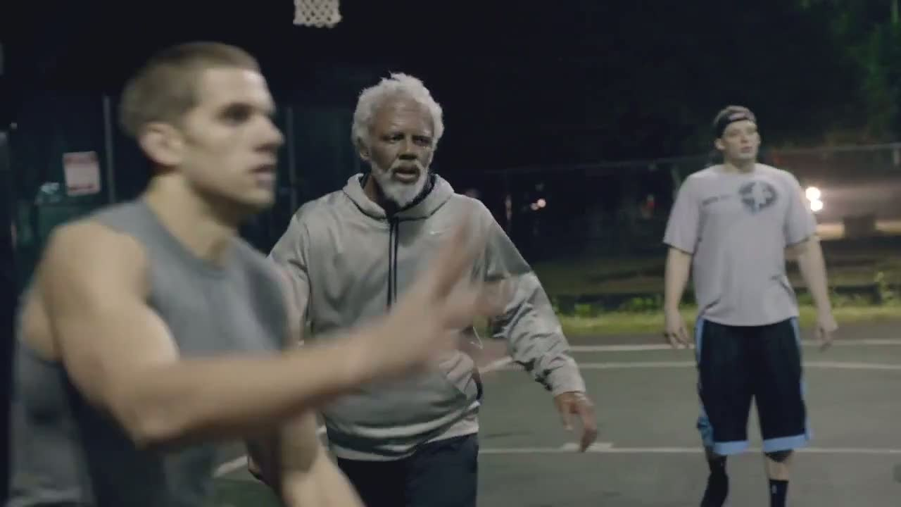 ca0cf382fe5 Uncle Drew Part III Featuring Kevin Love