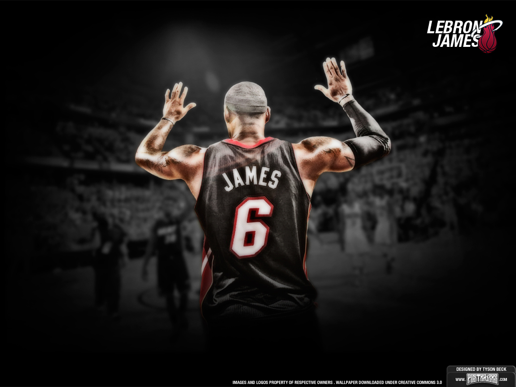 Why lebron james didnt go to the knicks legion report lebron james wallpaper black 1024x768 voltagebd Images