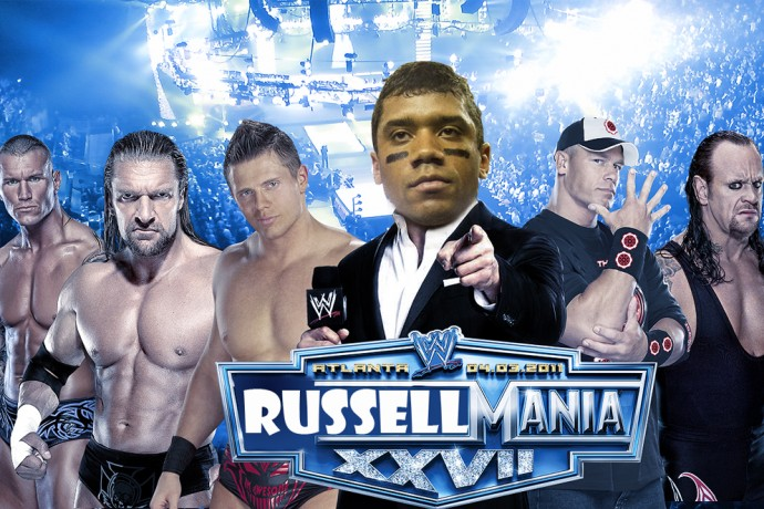 Russell-Mania! Russle maniarussell mania